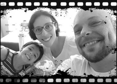 Rubens Lima familia