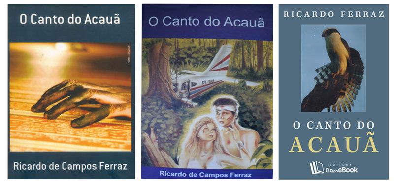 Capas de Livros Amadoras